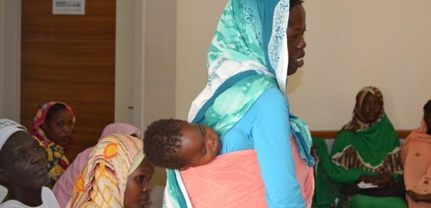 مشفى نيالا السوداني التركي للتعليم والبحوث يقدم الخدمات الصحية لـ 65,897 شخص - 3