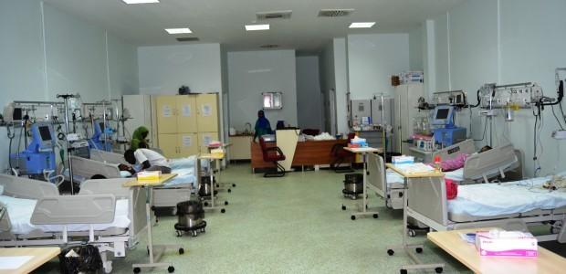 مشفى نيالا السوداني التركي للتعليم والبحوث يقدم الخدمات الصحية لـ 65,897 شخص - 4