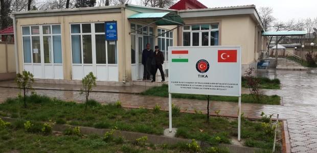 معالجة 1700 طفل في مركز علم الأورام للأطفال بطاجيكستان - 1