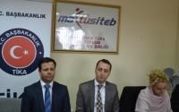تقديم منح للطلاب في مقدونيا بالتعاون بين تيكا واتحاد منظمة المجتمع المدني التركي-المقدوني