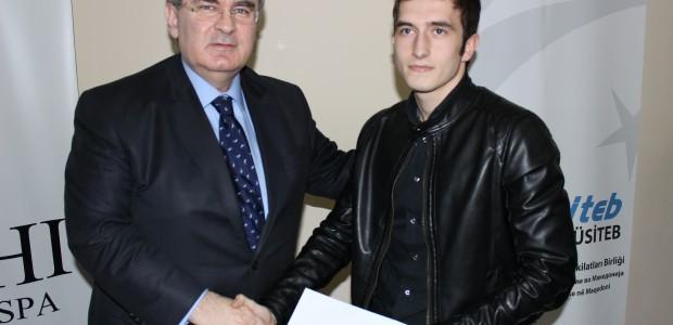تقديم منح للطلاب في مقدونيا بالتعاون بين تيكا واتحاد منظمة المجتمع المدني التركي-المقدوني - 2