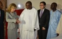 دعم وزارة الرياضة بالتجهيزات اللازمة في السنغال