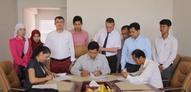تيكا تشيد مدرسة في كمبوديا - 3