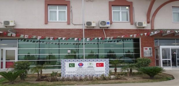 مشفى الصداقة التركي الباكستاني يوفر الخدمة الصحية لـ ٨٠ ألف شخص خلال ٦ أشهر - 1