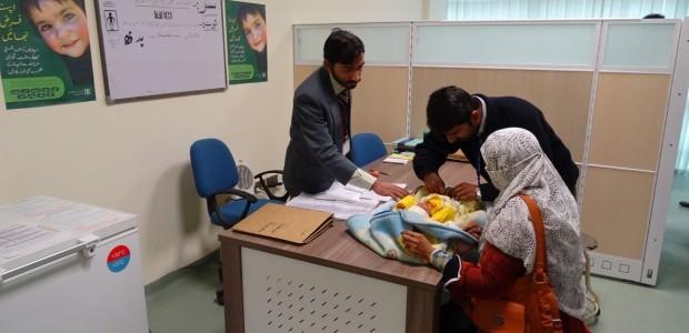 مشفى الصداقة التركي الباكستاني يوفر الخدمة الصحية لـ ٨٠ ألف شخص خلال ٦ أشهر - 2