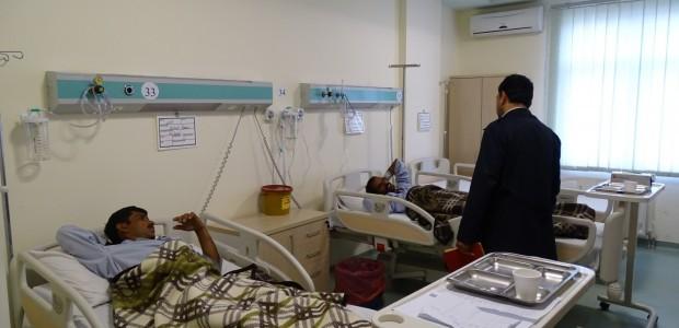 مشفى الصداقة التركي الباكستاني يوفر الخدمة الصحية لـ ٨٠ ألف شخص خلال ٦ أشهر - 3