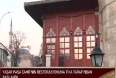 Kosova'da Tarihi ve Kültürel Miraslar TİKA Eliyle Gelecek Nesillere Aktarılıyor