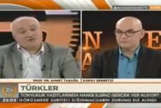 Prof Dr. Ahmet Taşağıl Tonyukuk Kazıları Hakkında Konuşuyor