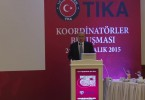 TİKA Koordinatörler Buluşması, Başbakan Yardımcısı Yalçın Akdoğan'ın Katılımı İle Başladı