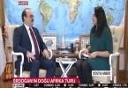 TİKA Başkanı Dr. Serdar Çam TRT Haber'e TİKA'nın Afrika'daki Faaliyetlerini Anlattı