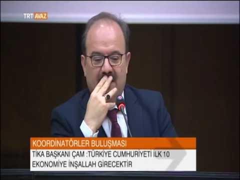 """TİKA Başkanı Serdar Çam """" Güçlü Türkiye, Etkin Diplomasi İşbirliği ve Fırsatlar Panelinde Konuştu"""