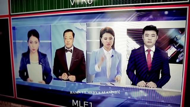 Moğolistan Toplu Proje Açılış Filmi