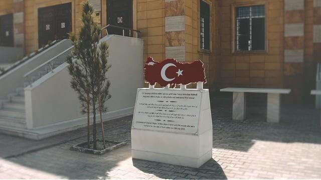 Şehit Bülent Aydın Camii/Afganistan, Kabil