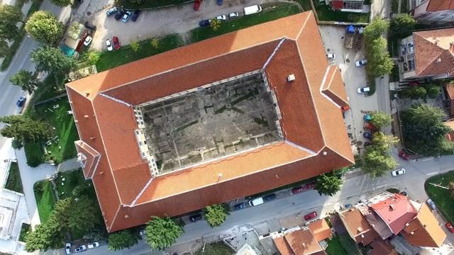 TİKA Manastır Askeri İdadisi ve Atatürk Anı Odası Restorasyonu Tanıtım Filmi