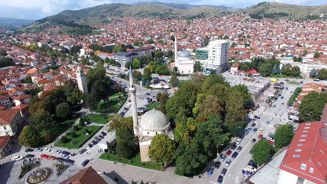 Makedonya İshak Paşa Camii Tanıtım Filmi