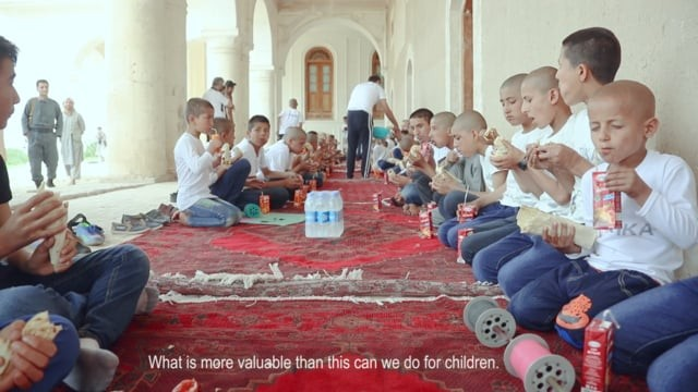 Kite Festival for Orphans in Afghanistan