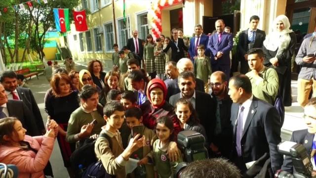 TDV Bakü Türk Lisesi Açılış Filmi