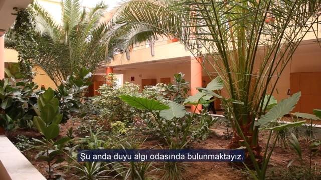 Kosova Priştine Perparimi Zihinsel Engellliler Okulu Duyu Algı Odası Tanıtım Filmi