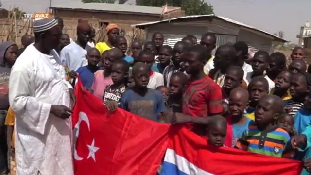 TİKA'dan Gambiya'ya Yardım Eli