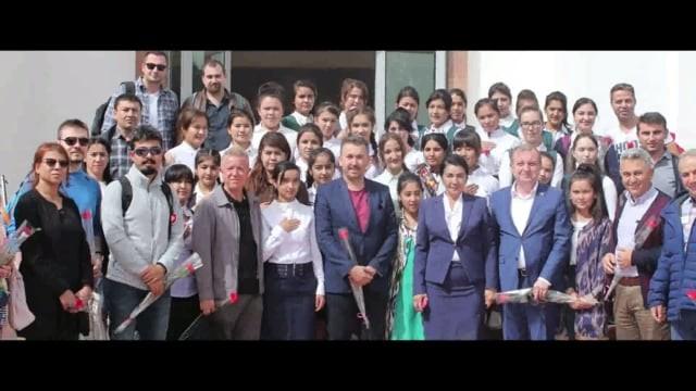 Özbekistan Plastik Cerrahi Sağlık Haftası