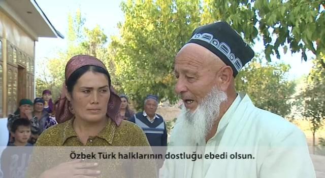 Özbekistanlı Dilşad Celilov'un Hikayesi