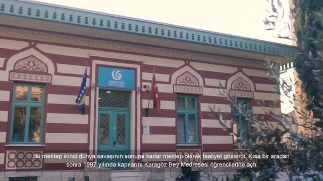 Mostar Karagöz Bey Medresesi